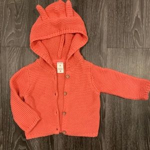 Carters baby girl sweater